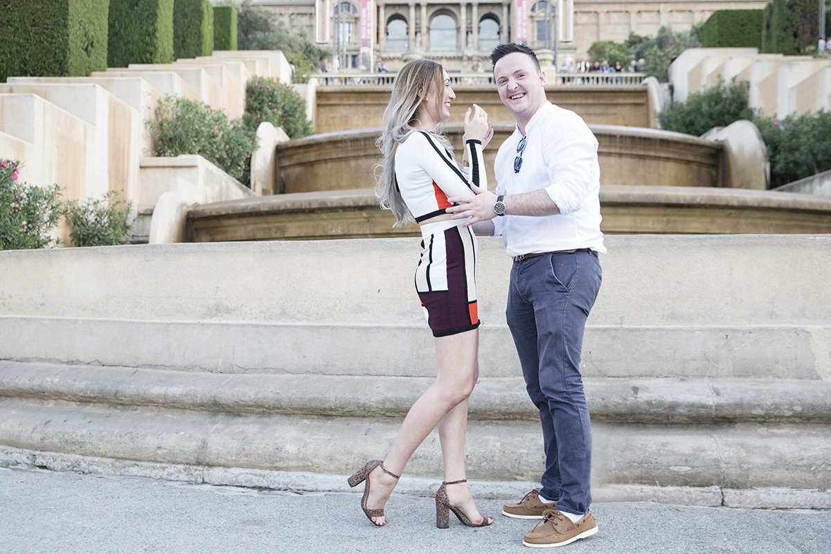 Proposal in Barcelona | Natalia Photography