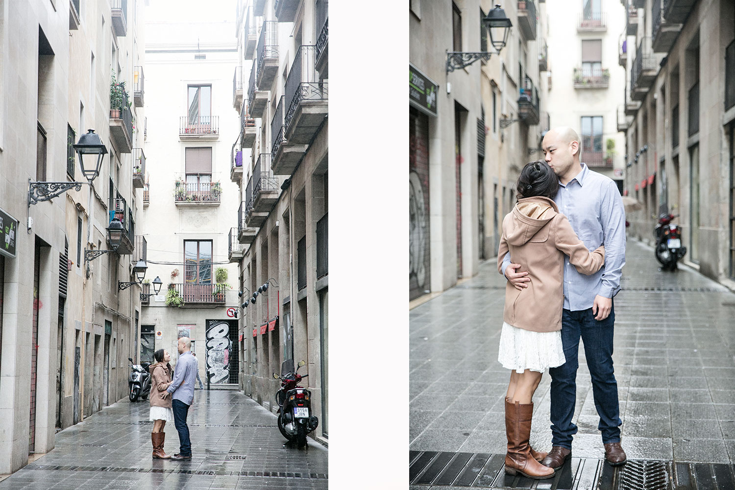 Barcelona photography session