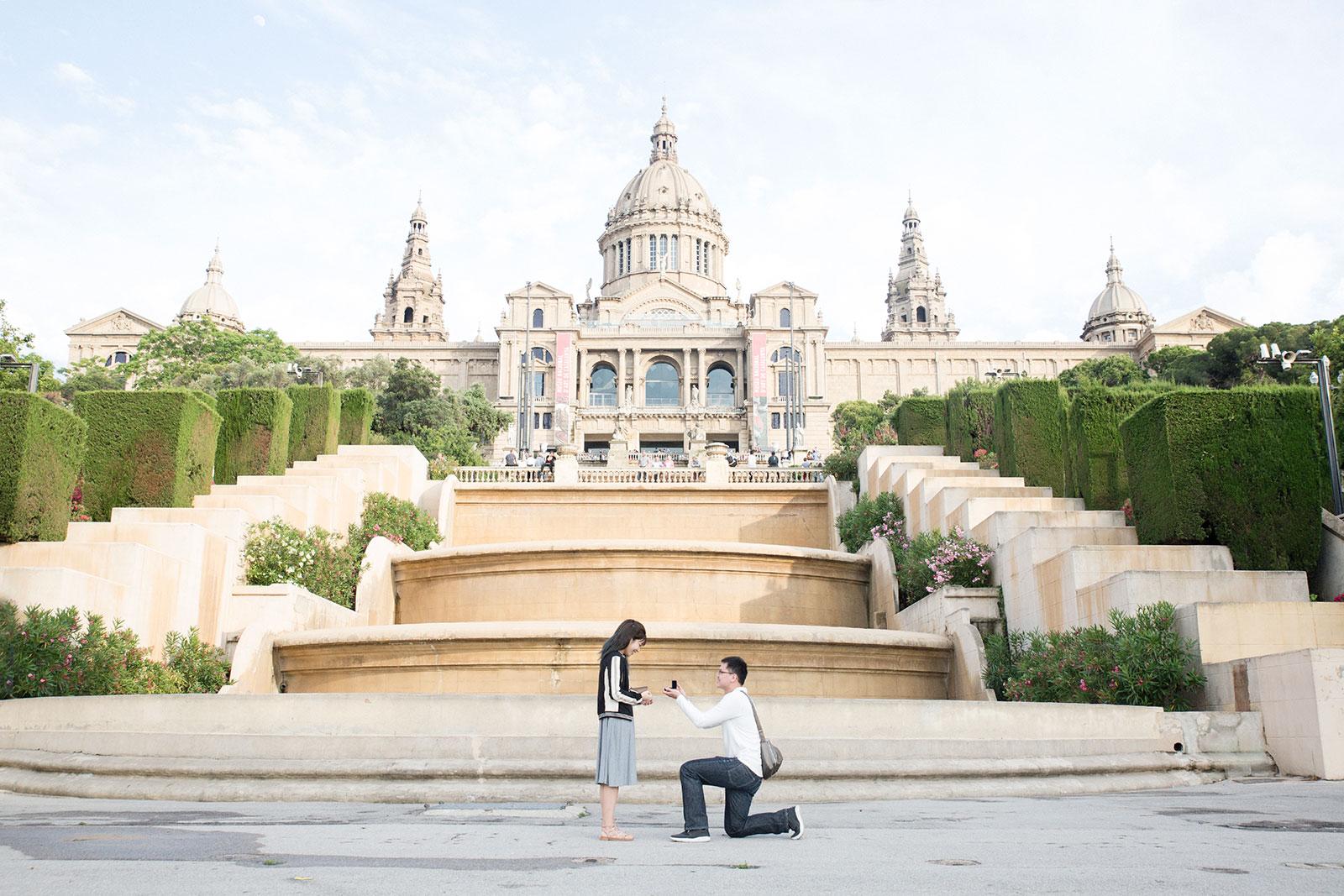 Proposal Barcelona
