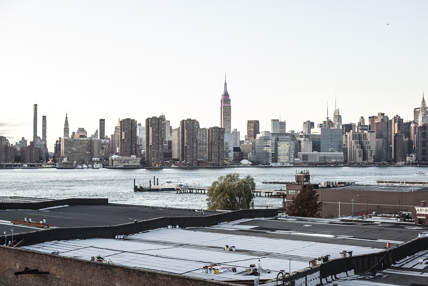 View over Manhattan | Natalia Wisniewska Photography