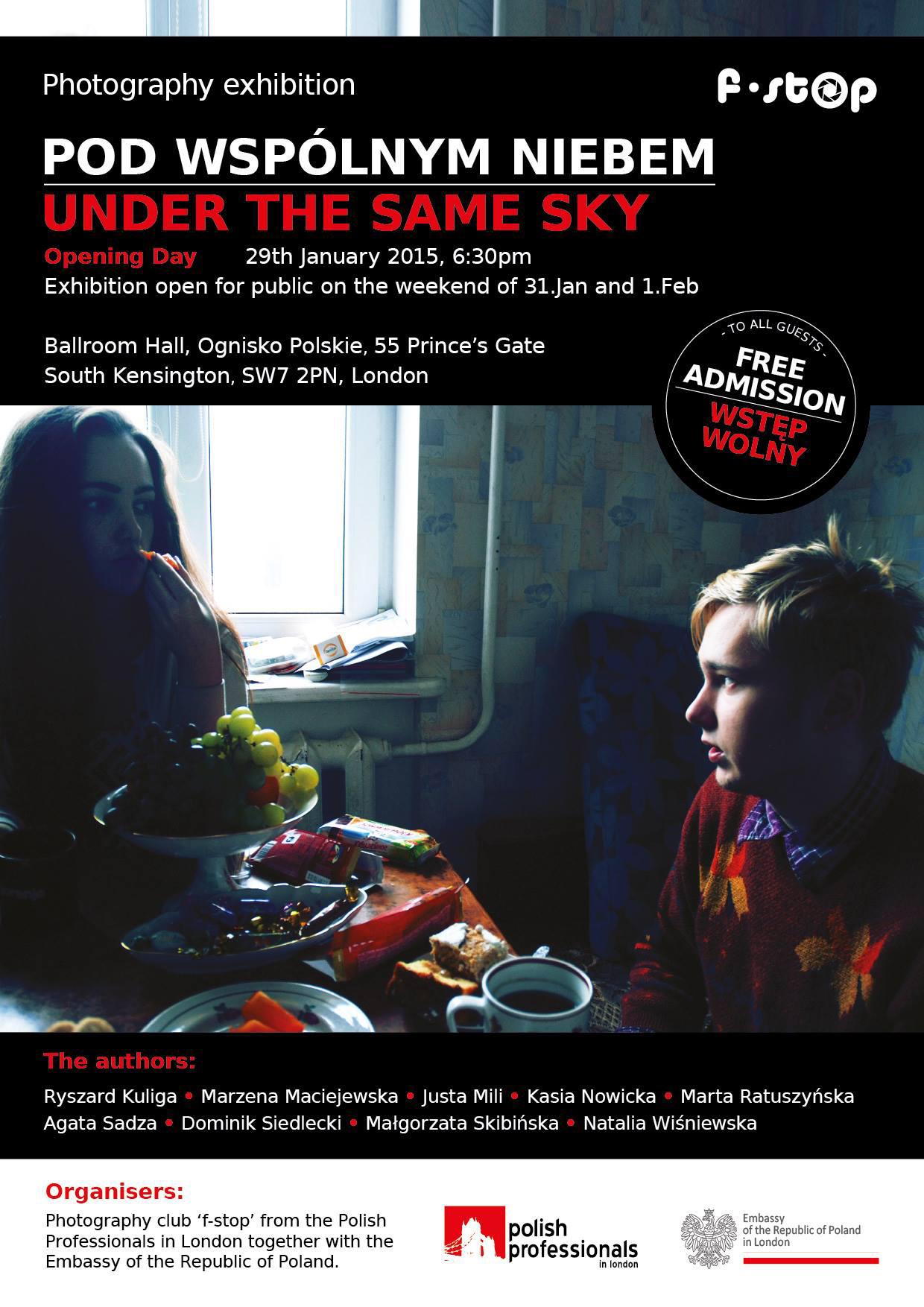 Under the same sky exhibition   NATALIA PHOTOGRAPHY
