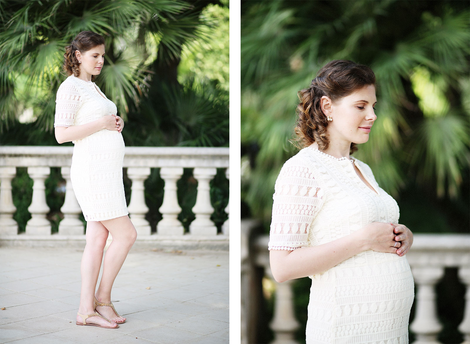 Maternity photographer Barcelona