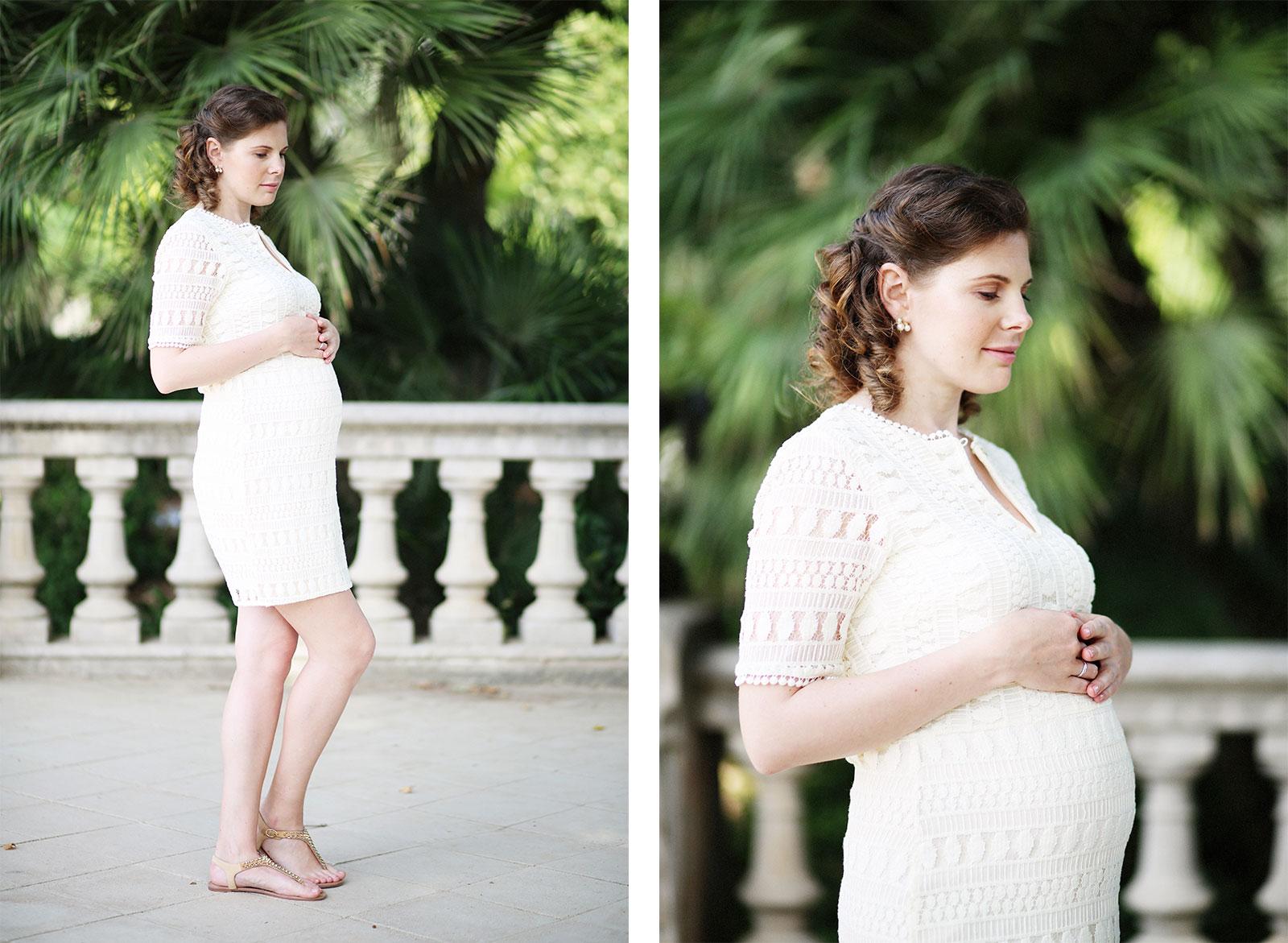 Sesja ciążowa pozycje