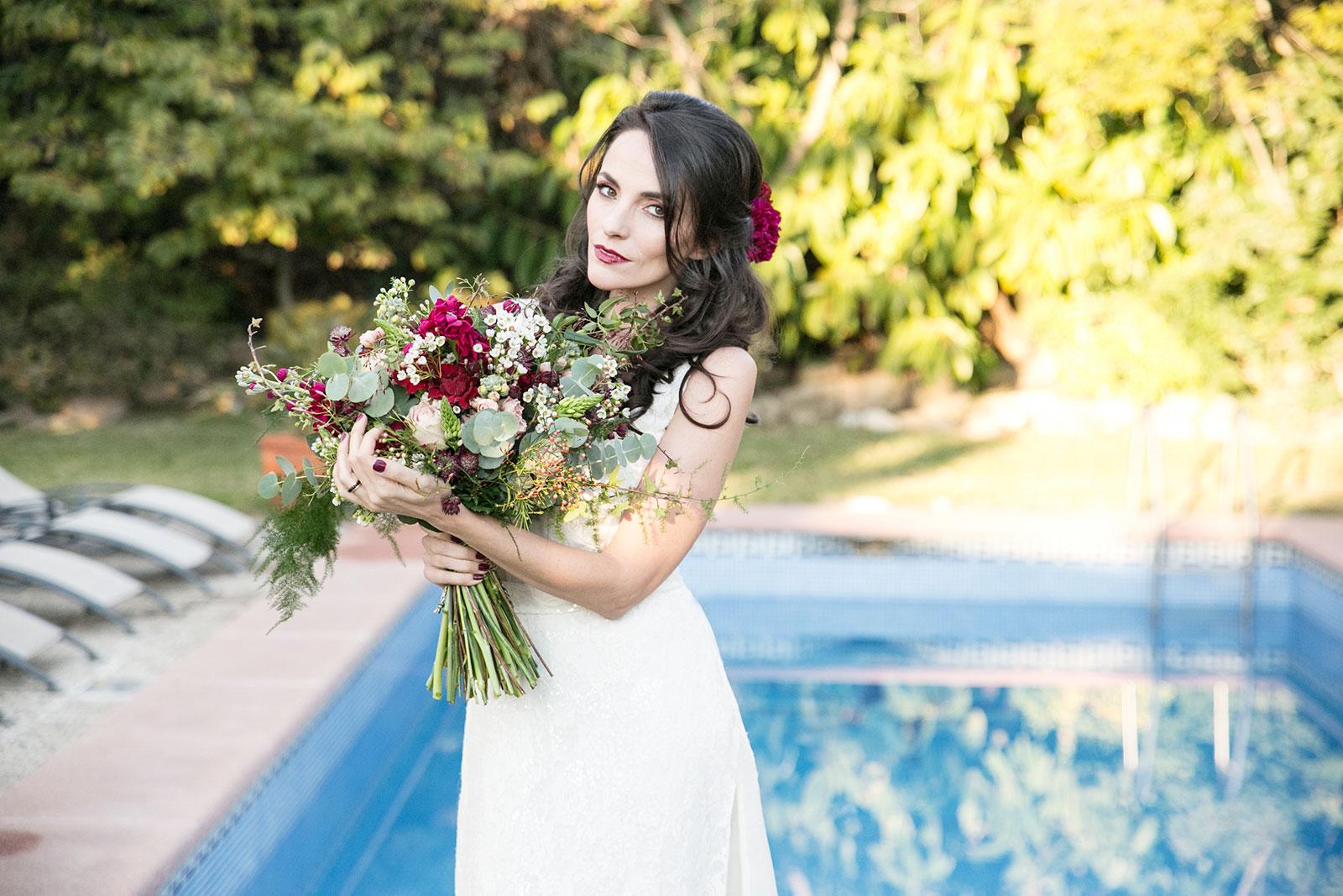 Sesja ślubna w Villa Maresme