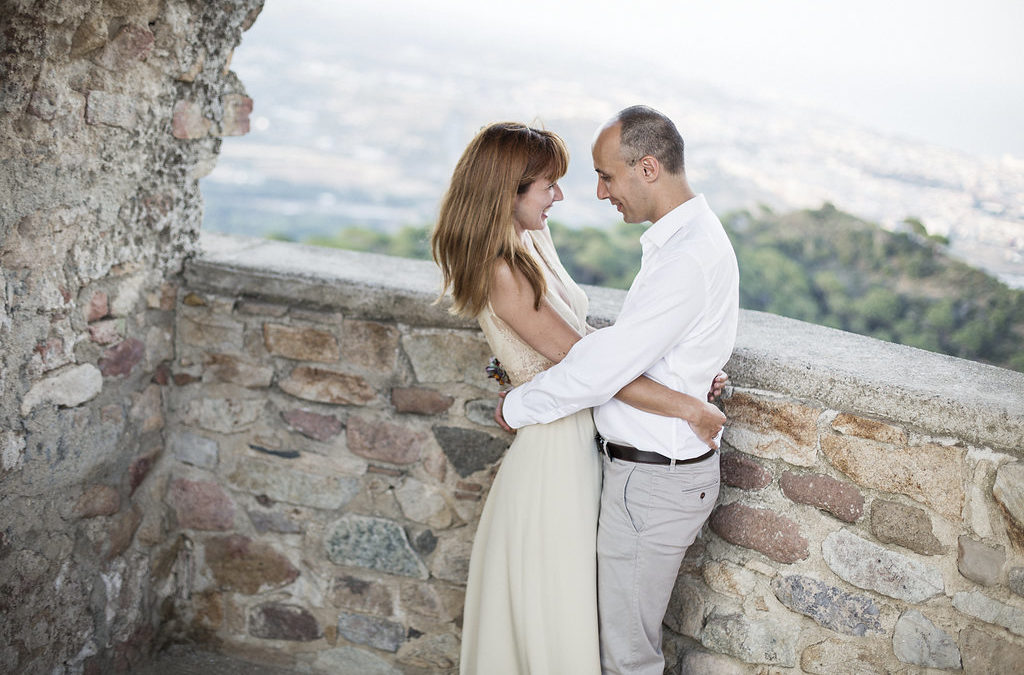 Post-wedding photo session in Catalonia | Anna & Gerard