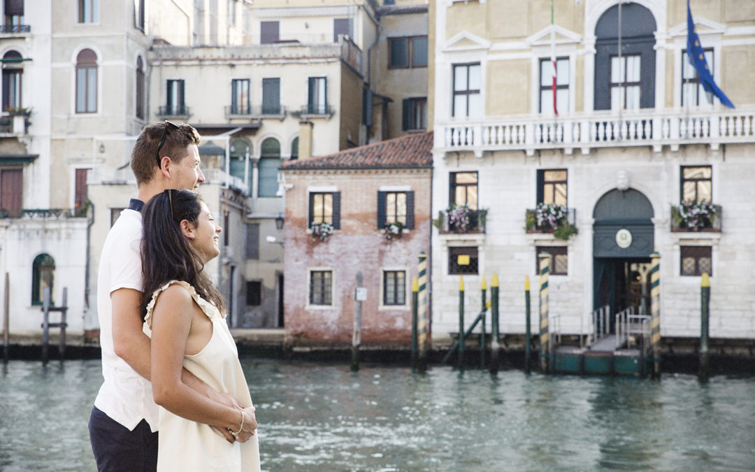 Trina + Danyon | Unforgettable Venice love story