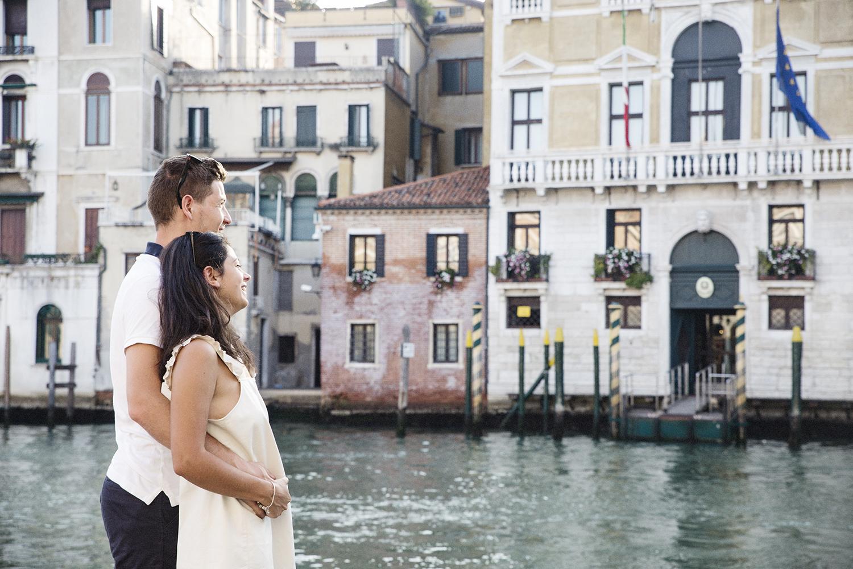 Trina & Danyon | Venice love story