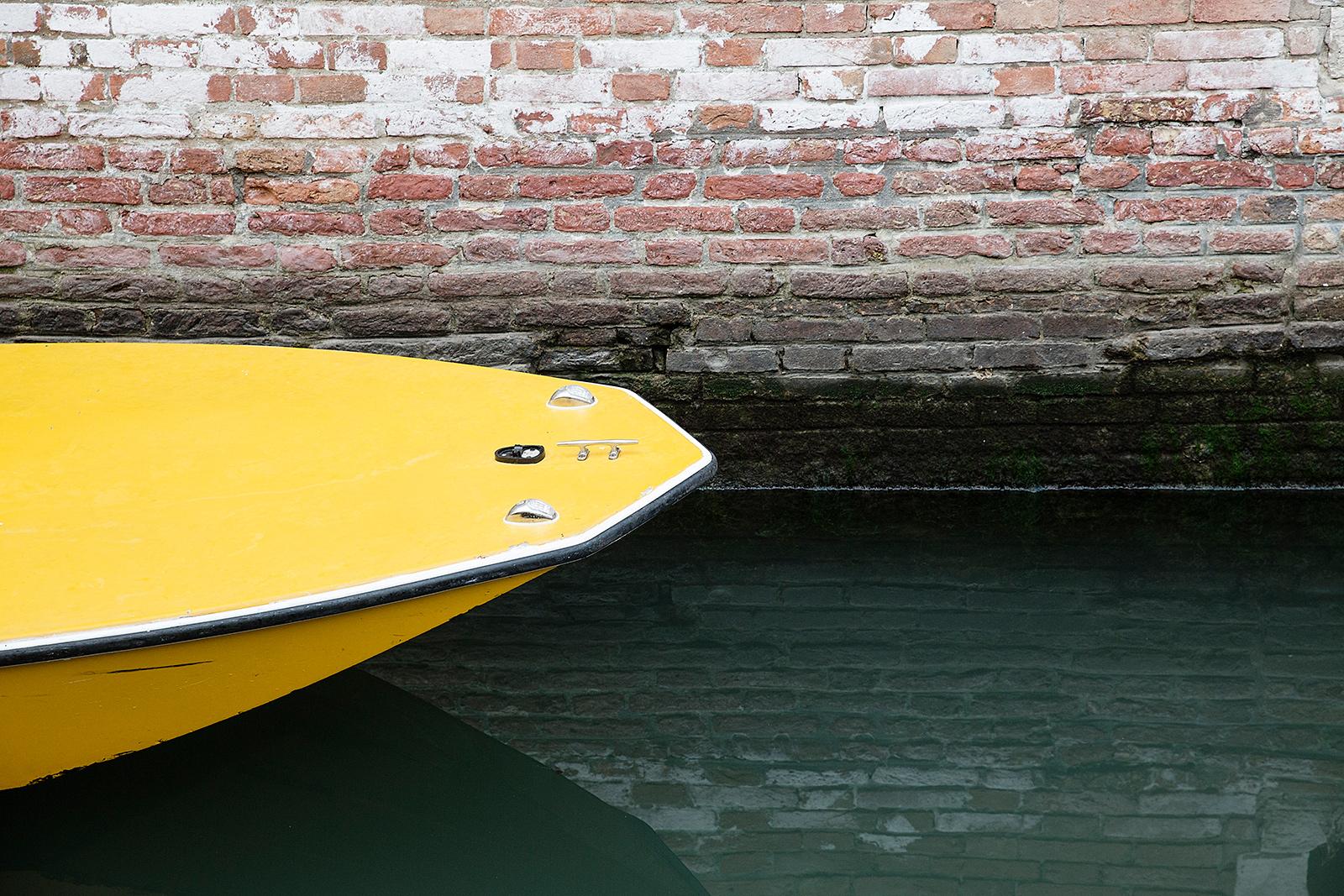 Venice boats photographer