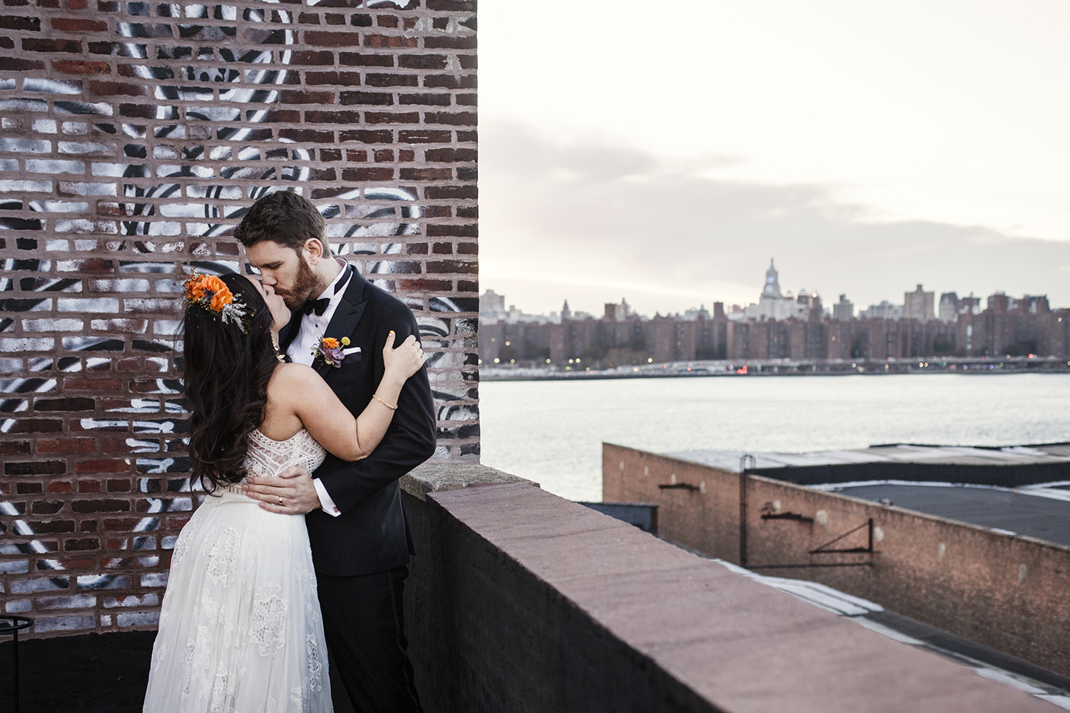 Wedding in Brooklyn | Natalia Wisniewska Photography