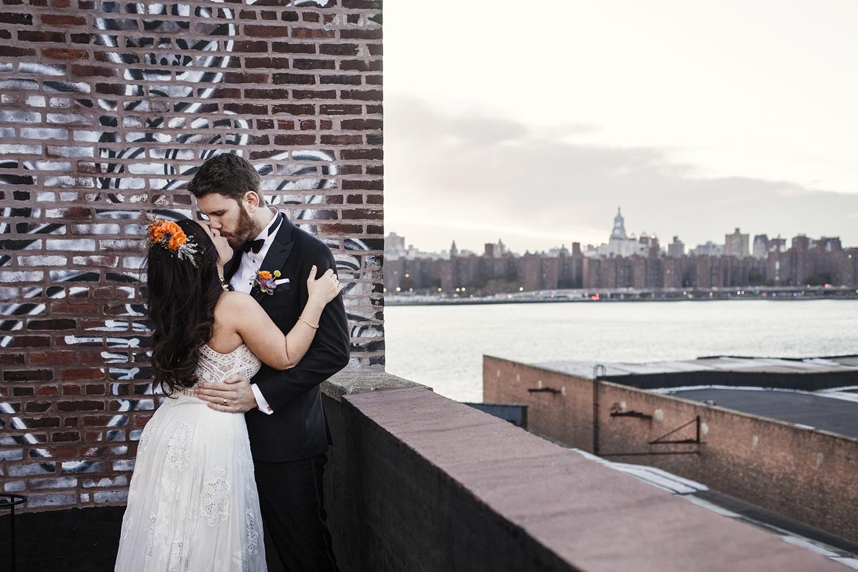 Wedding in Brooklyn | Natalia Wisniewska Photography