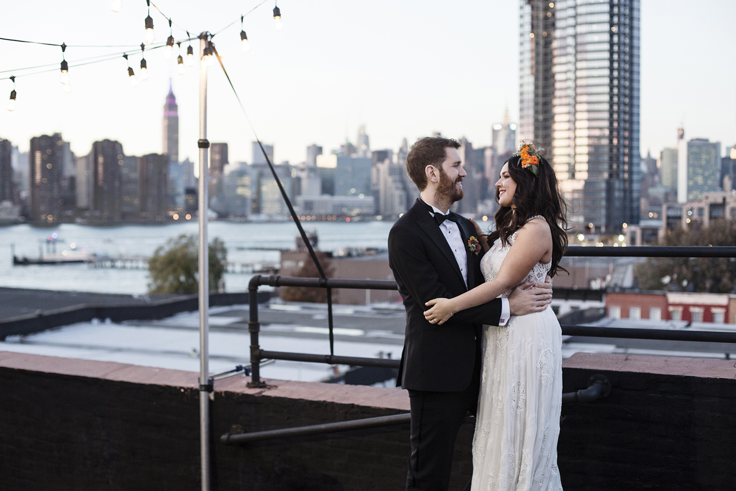 Unforgettable New York wedding