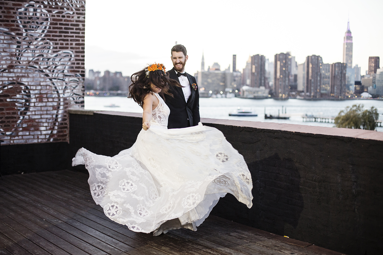 Wedding in Greenpoint | Natalia Wisniewska Photography