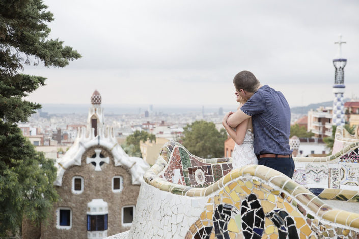 Barcelona proposal Park Guell