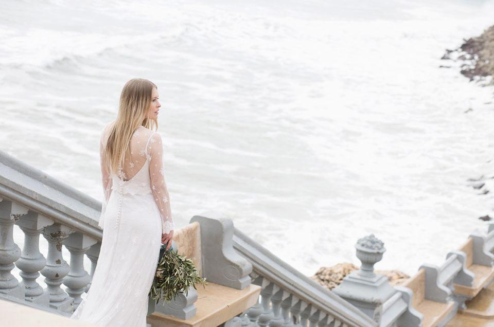Mediterranean wedding styled shoot in Sitges