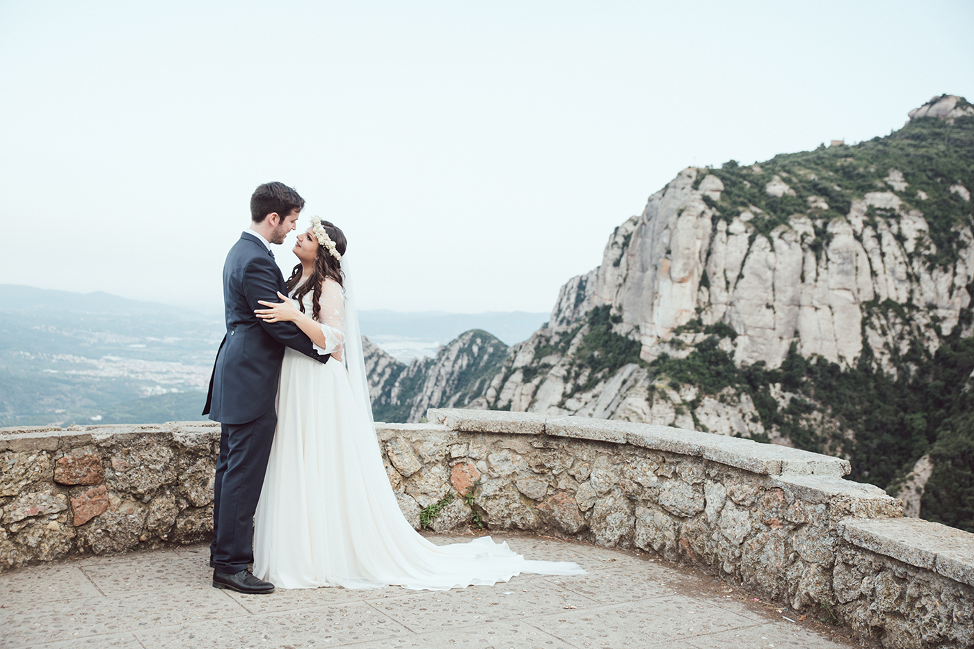 Nicole + Victor | Magical wedding shoot at Montserrat