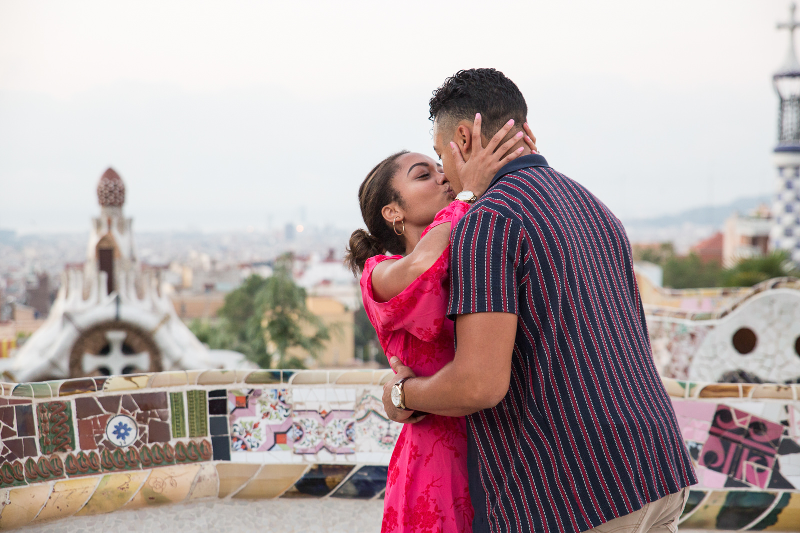 Marriage proposal in Barcelona | Natalia Wisniewska Photography