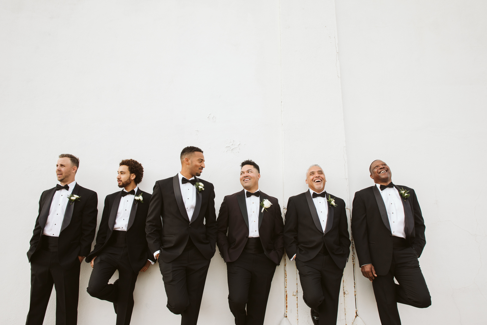 Groom party by destination wedding photographer Natalia Wisniewska