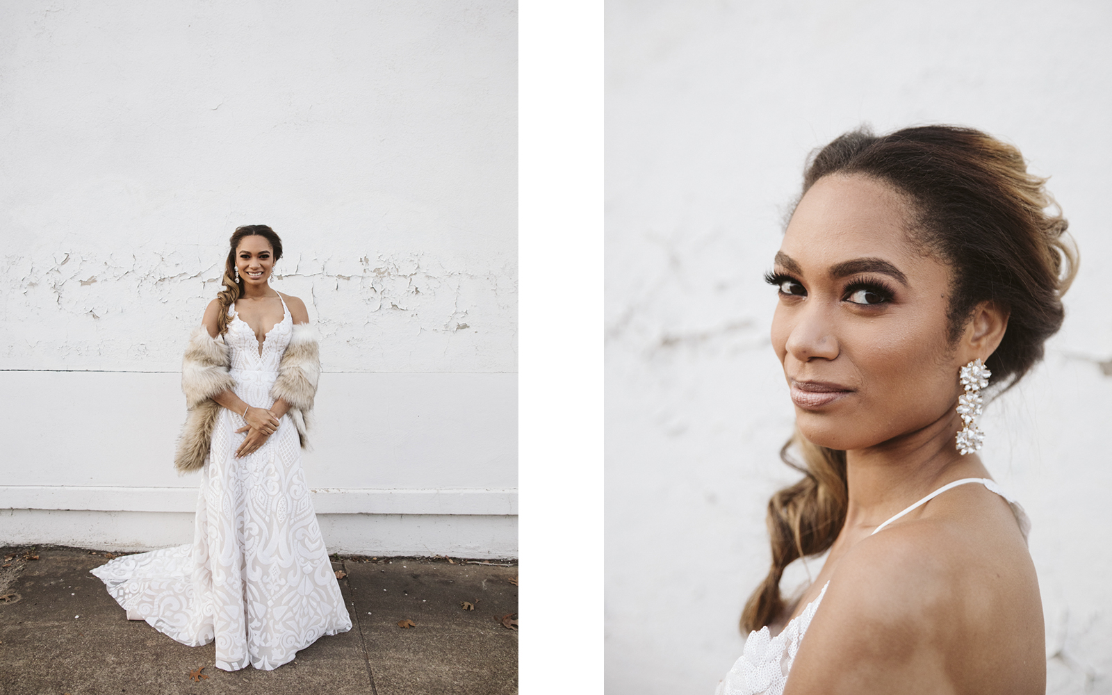Bridal portrait, wedding photographer Barcelona | Natalia Wisniewska Photography