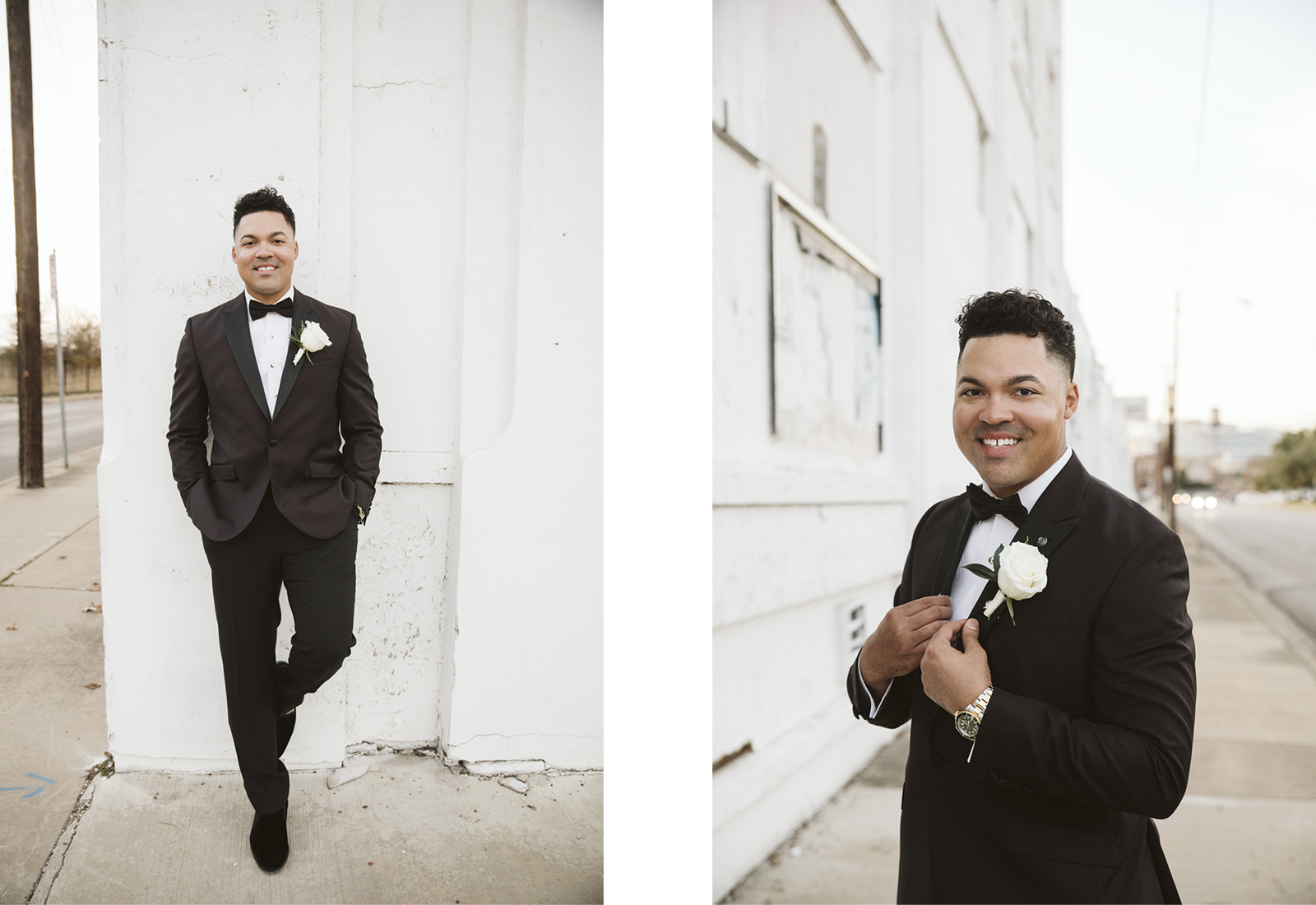 Groom portrait, destination wedding photographer Barcelona | Natalia Wisniewska Photography